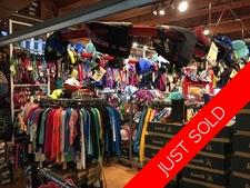 Vancouver Retail for sale: Granville Island Kids Market (Listed 2018-08-07)