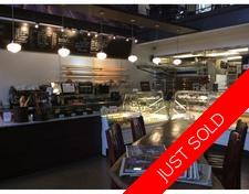 Vancouver Bakery/Cafe for sale: (Listed 2019-01-14)