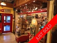 Granville Island Specialty Toy Store for sale: 632 sq.ft. (Listed 2019-05-14)