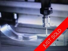 Burnaby CNC Machine Shop for sale: (Listed 2019-12-05)