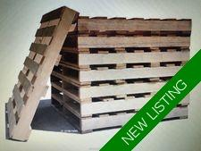 Richmond Pallet Recycling Business for sale: (Listed 2020-07-11)